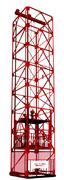 SS100 construction lifter